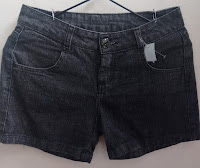 short jeans DVT Teens tamanho 16