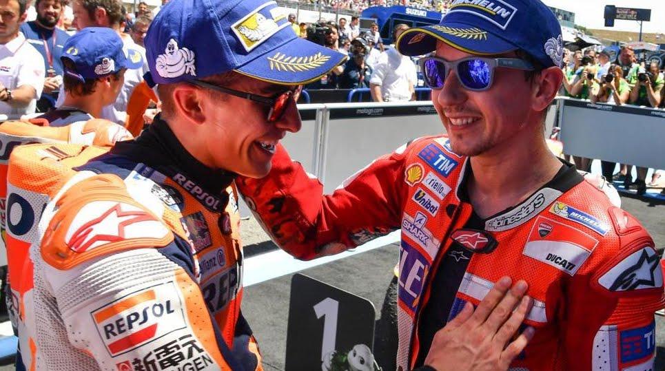 MotoGP Austria: Trionfo di Lorenzo davanti a Marcquez, Rossi sesto, la classifica aggiornata
