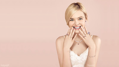 American Actress Elle Fanning hd wallpapers