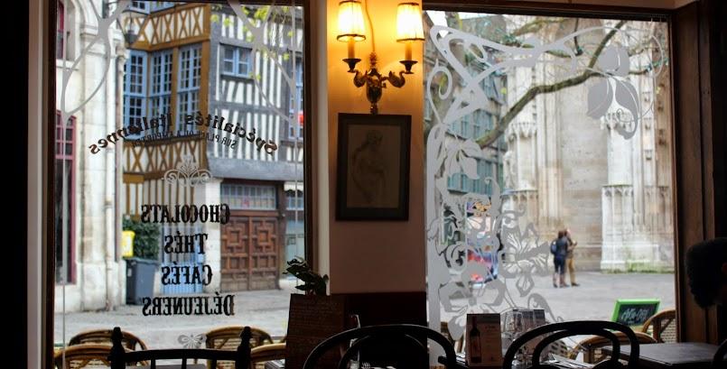 W podróży / En voyage : Rouen, France
