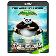 Kung Fu Panda 3 (2016) HDRip 720p Audio Ingles 5.1 Subtitulada