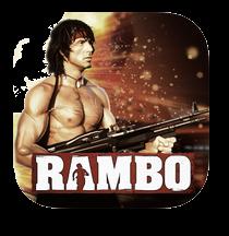 تحميل لعبة رامبو Rambo مدفوعة الثمن للاندرويد