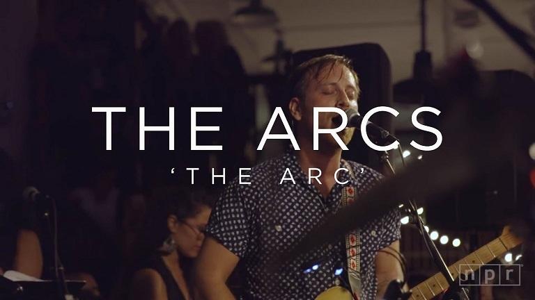 Daftar Album dan Judul Lagu The Arcs