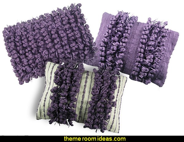 grape pillows  Tuscan theme decor - grape decor - wine barrel decor - Tuscan theme decorating ideas - rustic decorating ideas old world furniture - Tuscan decor - Tuscan themed bedroom decor - Tuscany vineyard style decorating - rustic decor - Italian cafe - Tuscan themed kitchen accessories - Tuscan wall murals - Tuscan bedroom ideas - Venice Italy decorating ideas - Tuscany kitchen decor - wine kitchen decor - Tuscan style decorating - Italian-inspired Living - Tuscan vineyard style decorating