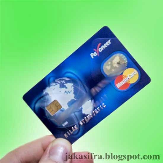 Besplatno napravite Payoneer karticu i osvojite 25$ bonusa