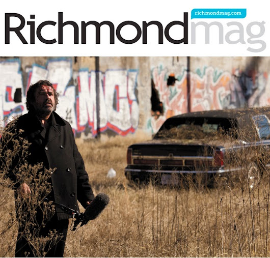 Taylor Roberts - official website: Richmond Magazine Article