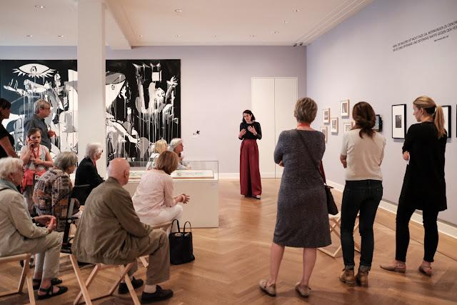 Museum, Pablo Picasso, Künstlergespräch, Jaworska Renata,