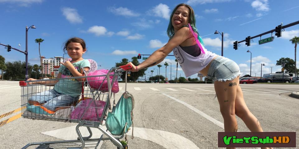 Phim Dự Án Florida VietSub HD | The Florida Project 2017