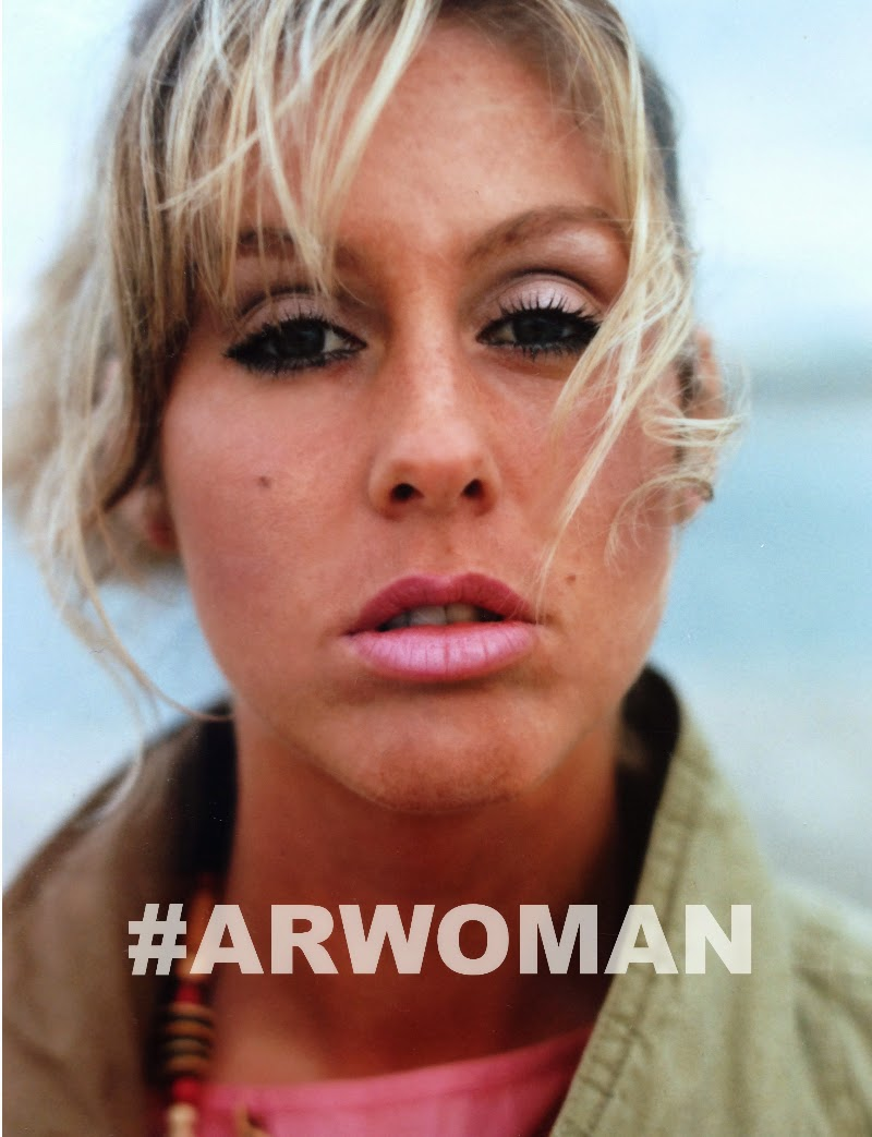 Celebrating inspirational women with #ARWOMAN