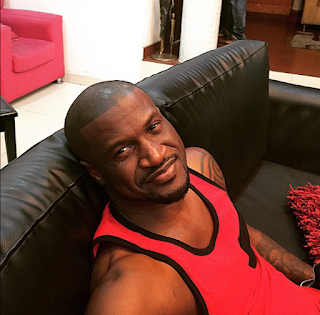 Peter Okoye's Large Heart …Rescues Actress from Eviction