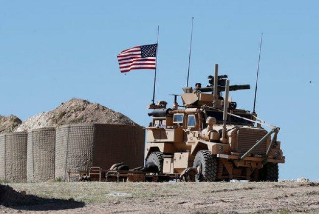 Κοινές περιπολίες Τούρκων και Αμερικανών στο Μανμπίτζ της Συρίας