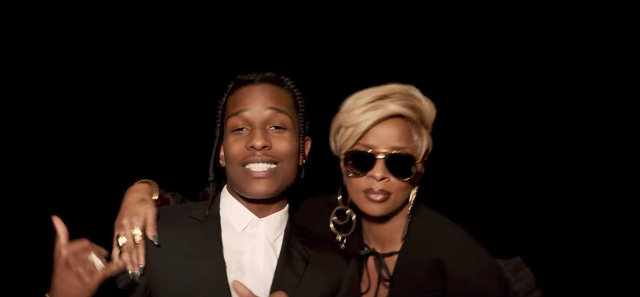 Video: Mary J. Blige - Love Yourself (Con A$AP Rocky)