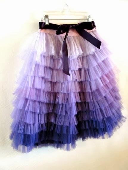 faldas tutu de moda imagenes  como hacer