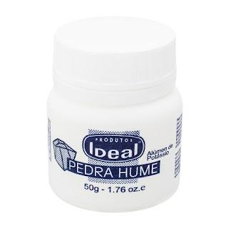 Pedra hume: Conheça seus benefícios