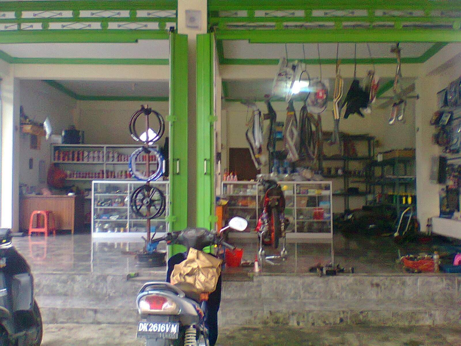 bengkel injeksi Bali