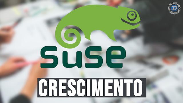 SUSE atravessa momento positivo, com crescimento da receita e ofertas inovadoras em open source