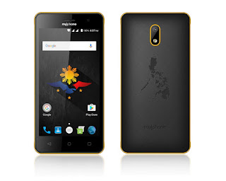 MyPhone MY72 DTV Firmware ROM