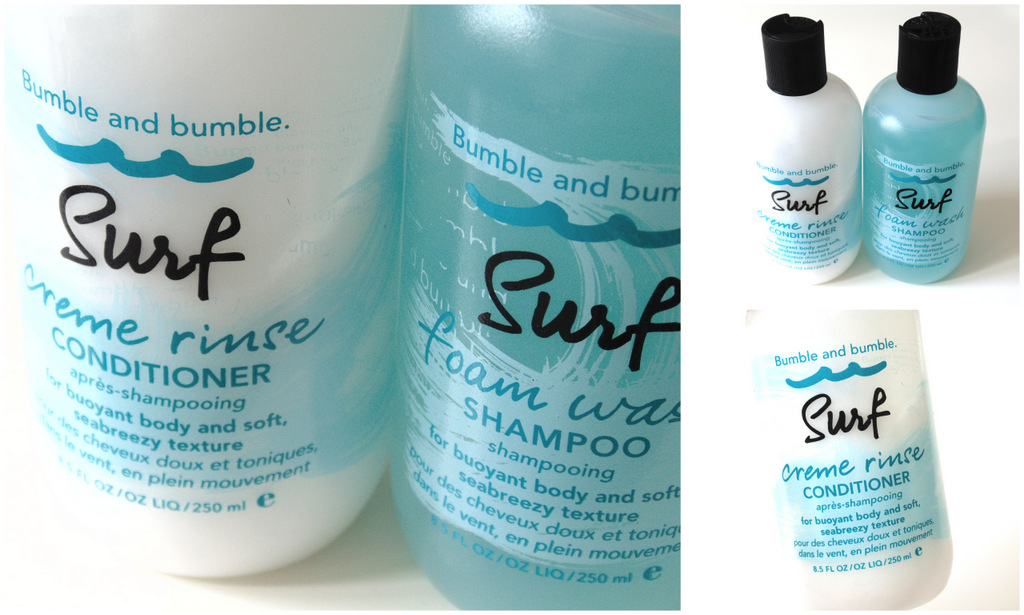 Review: Bumble + Bumble Surf Duo