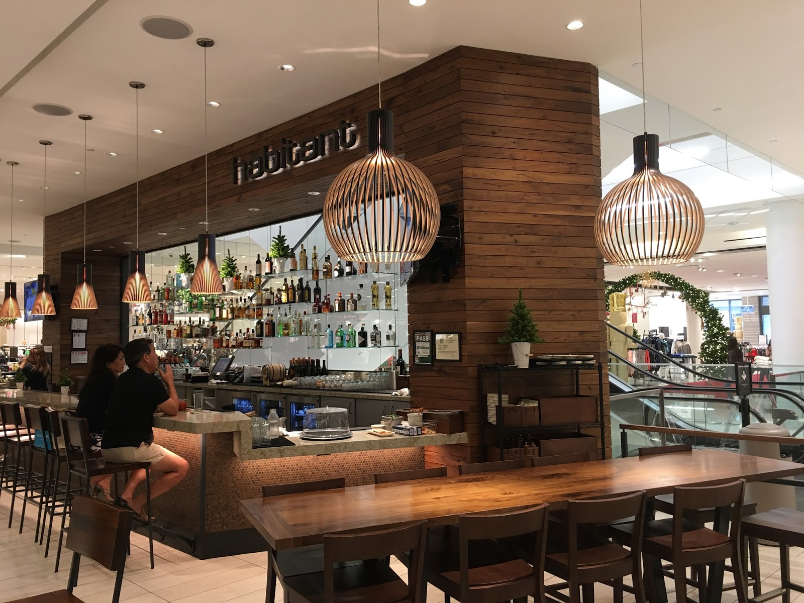 TASTE OF HAWAII: HABITANT AT NORDSTROM