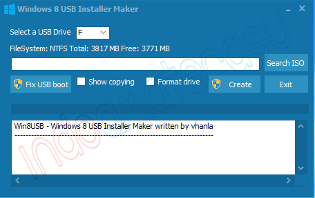 Tutorial Menggunakan Windows 8 USB Maker 1