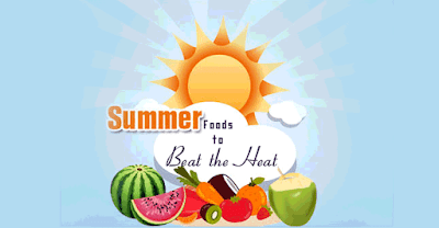 Summer Foods to Beat the Heat