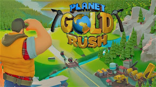 Gold is available as a reward for playing games on mobile,Planet Gold Rush,Planet Gold Rush review,technology news