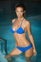 Rocio Guirao Diaz bikini models photo shoot