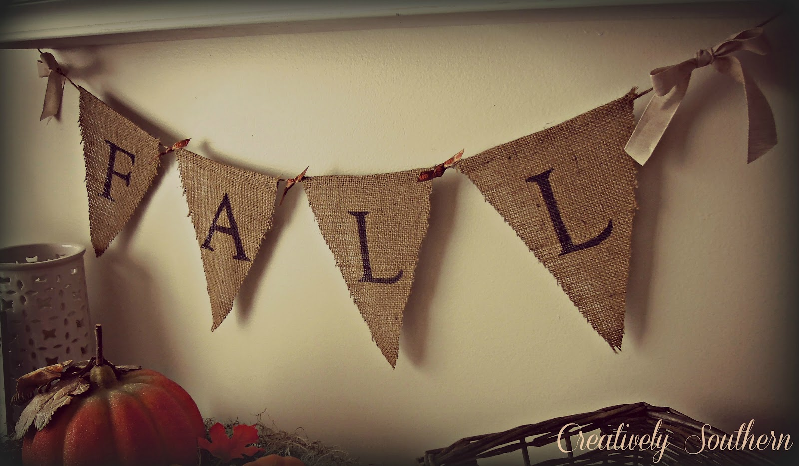 Burlap Decorating Ideas