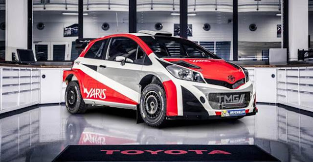 2017 Toyota Yaris WRC Design, Specs, Engine, Review
