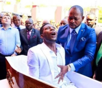 "Man, who was ""resurrected"" by South African Pastor Alph Lukau, dies"