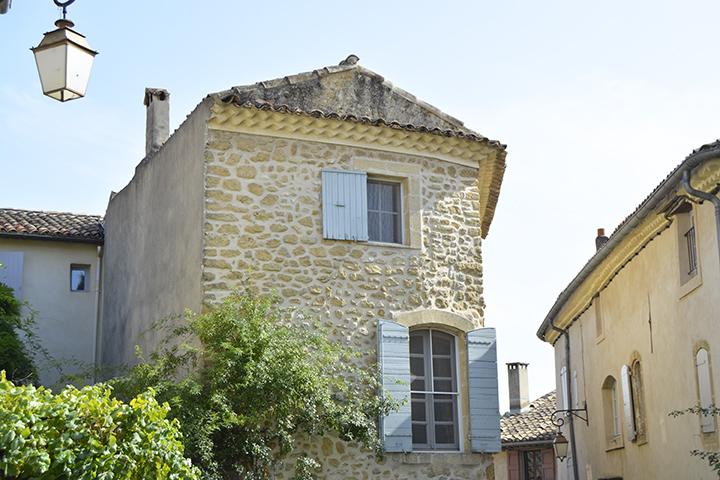 Lourmarin, plus beau village de France