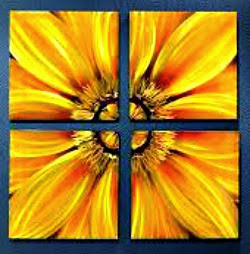 Art house art work to compliment your home decor brighten up your house