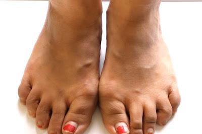 Removing Brightening Foot Scrub
