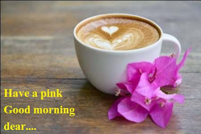 Good morning images for lover - have a pink good morning