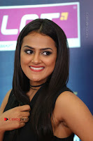 Actress Shraddha Srinath Stills in Black Short Dress at SIIMA Short Film Awards 2017 .COM 0080.JPG