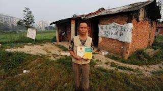 Hubei, China, 2010