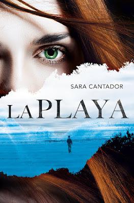 Libro - LA PLAYA. Sara Cantador | Uka de Nube de Palabras (Alfaguara - 22 Marzo 2018) LITERATURA JUVENIL - YOUTUBER portada booktuber