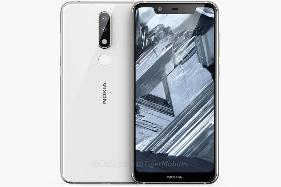 Nokia 5.1 Plus / Nokia X5 2018 android phone
