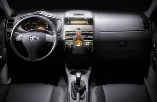 2017 Daihatsu Terios Redesign