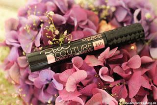 Review. BESTE Mascara aus der Drogerie! - Rock Couture v. CATRICE - www.annitschkasblog.de