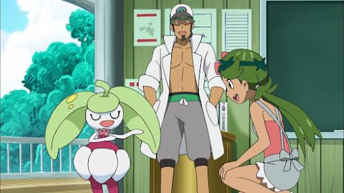 Pokemon Sol y Luna Capitulo 82 Temporada 20 ¿Dance Dance Evolution?