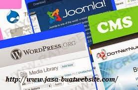 Jasa Web Design CMS, Jasa Web Design