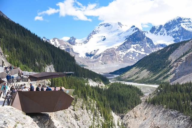 哥倫比亞冰原, Columbia Icefield, Glacier adventure, glacier sky walk