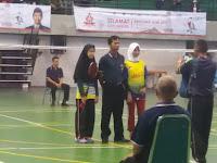 Alya Siswi MAN 2 Model Banjarmasin Raih Perunggu di AKSIOMA KSM 2017 Yogyakarta