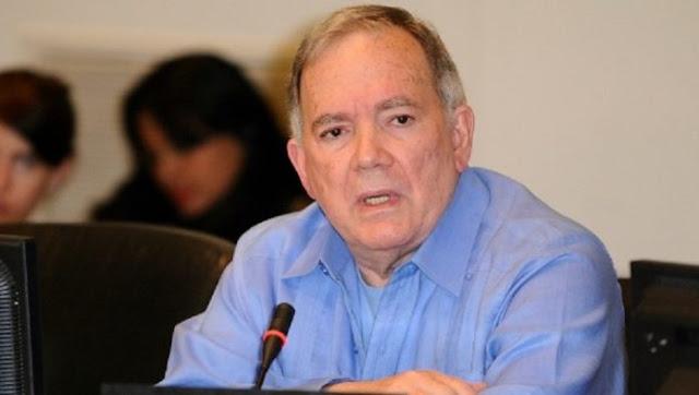Chaderton advirtió endurecimiento de las políticas de EUA hacia Venezuela