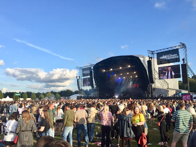 DMA'S performing at the 2018 Glasgow Summer Sessions concert