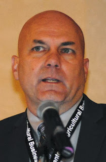 Ron Jacobsma, general manager, Friant Water Authority