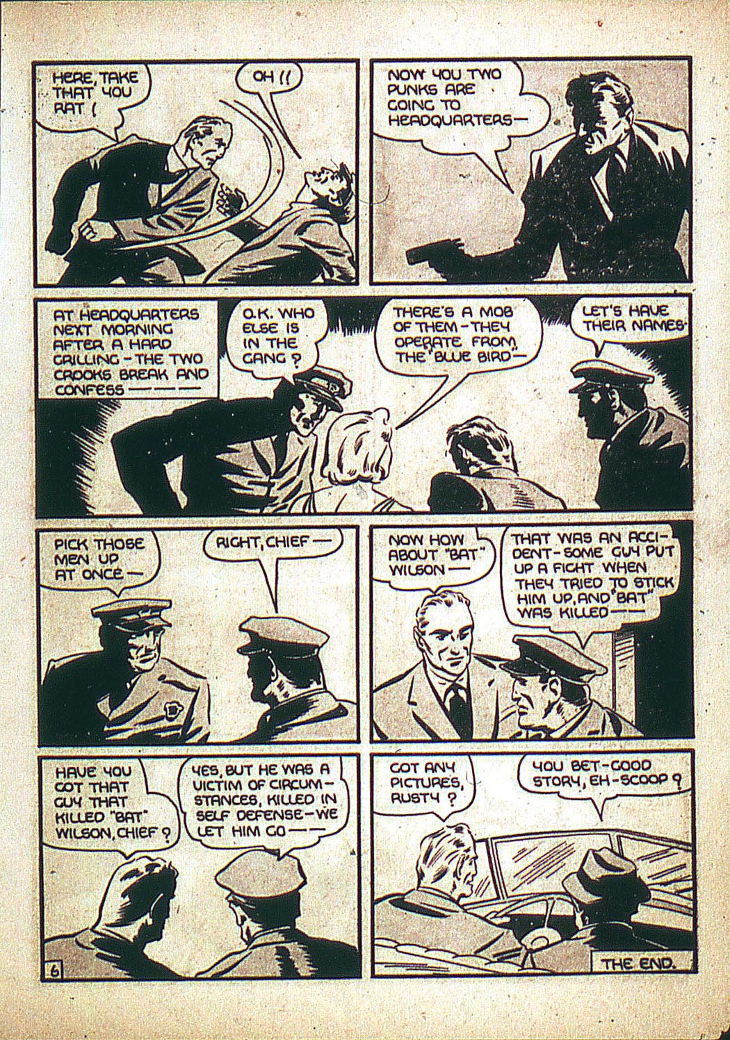 Read online Action Comics (1938) comic -  Issue #3 - 21