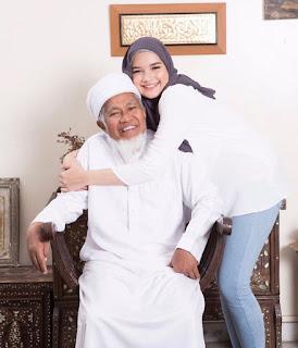 Alya iman memegang watak shafika