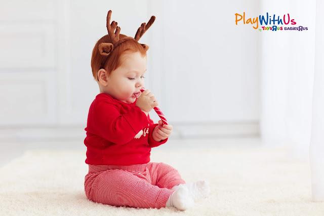 repas noel bébé